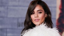 Vanessa Hudgens Shares Look At 'Lockdown' Curly Hair