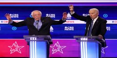 Democratic debate between Biden and Sanders_ Everything you need to know