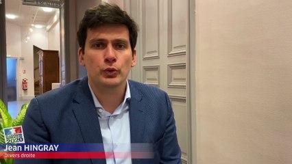 Municipales à Remiremont : Jean Hingray, réélu au premier tour : « Ce soir, le coeur n'est pas à la fête »