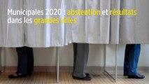 Municipales 2020 : forte abstention et premiers résultats