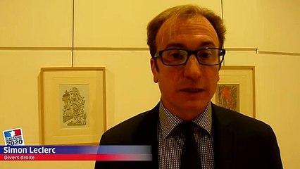 Municipales à Neufchâteau : la réaction du maire sortant Simon Leclerc (réélu)
