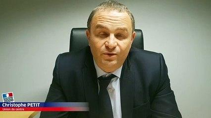 Municipales à Épinal : Christophe Petit arrive en 3e position (13,94%) au scrutin municipal