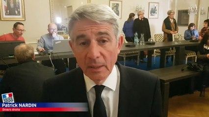 Municipales à Épinal : Patrick Nardin, premier adjoint, arrive en tête du 1er tour avec 37,90% des suffrages