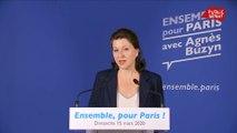 """Agnès Buzyn: """"Je tends la main à ceux qui partagent les mêmes objectifs"""""""