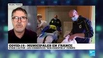 """Coronavirus en France : """"On ne dépiste que les patients qui ont besoin d'être hospitalisés"""""""