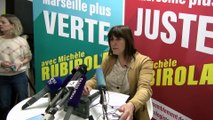Municipales à Marseille. La réaction de Michèle Rubirola