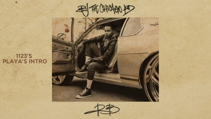 BJ The Chicago Kid - 1123's Playa's Intro