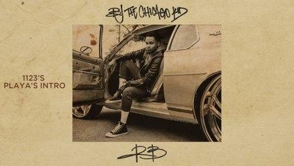 BJ The Chicago Kid - 1123's Playa's Intro
