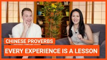 Chinese Proverbs: Every Experience is a Lesson | Intermediate Lesson | ChinesePod