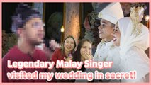 Legendary Malaysian Singer sings a song for my wedding? [Perfect Wedding EP03]