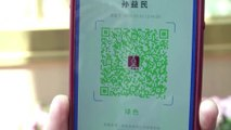 The Chinese QR codes being used to curb coronavirus
