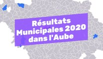 Résultats Municipales 2020 dans l'Aube