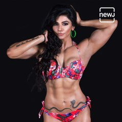 Power Lifter and Bodybuilder - Yashmeen Chauhan