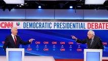 Biden and Sanders tear into Trump over coronavirus response