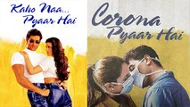 Bollywood To Make A Love Story On #Coronavirus?