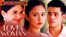 Dana, pinaringgan sina David at Jia | Love Thy Woman