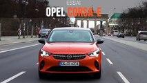 Essai Opel Corsa-e (2020)