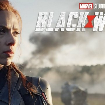 BLACK WIDOW Elokuva (2020) - Scarlett Johansson