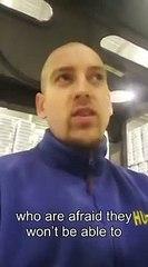 Le sarcasme d'un employé d'un entrepôt de papiers toilette au Pays-Bas