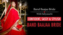 Bold & Beautiful Band Baajaa Bride Turns Into A Sabyasachi Model For A Campaign | EP 4 Sneak Peek