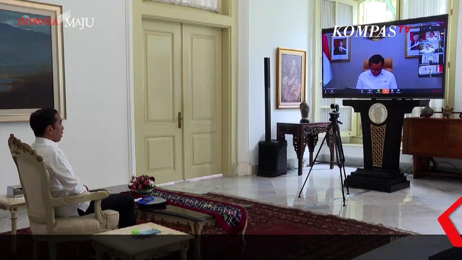 Jokowi Sudah Tes Virus Corona, Ini Hasilnya