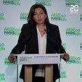 Elections municipales à Paris : Anne Hidalgo en tête, les Marcheurs et Cédric Villani se cassent les dents