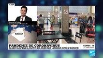 Coronavirus : L'Algérie suspend à partir du 17 mars ses liaisons avec l'Europe