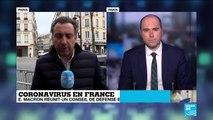 """Coronavirus en France : """"La situation se détériore de plus en plus"""""""