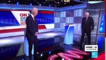 Primaires démocrates : Un débat Biden-Sanders dans l'ombre du coronavirus