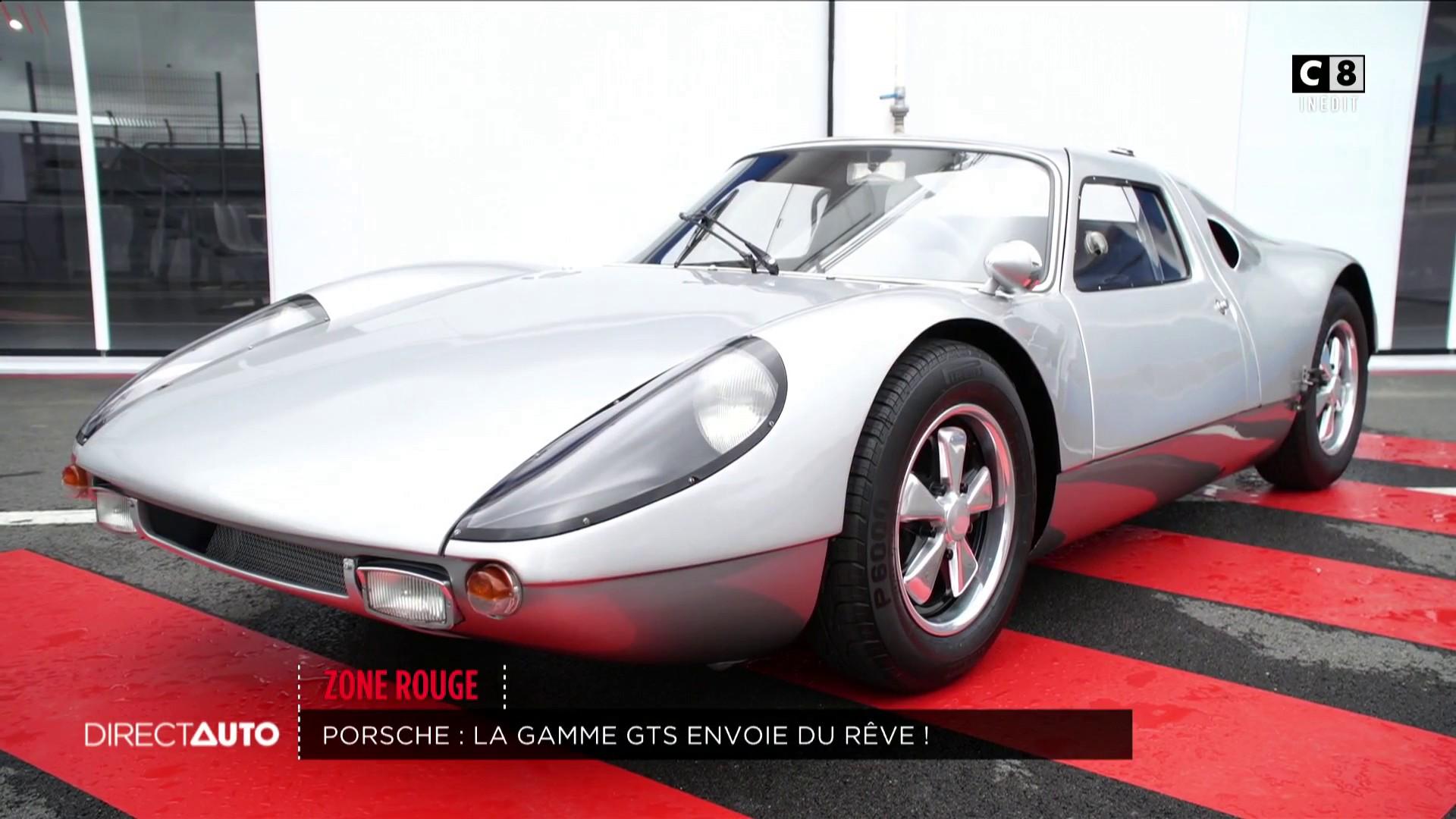 Porsche : la gamme GTS envoie du rêve !