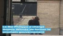 Coronavirus en Belgique: le Roi Philippe a chargé Sophie Wilmès de former le prochain gouvernement