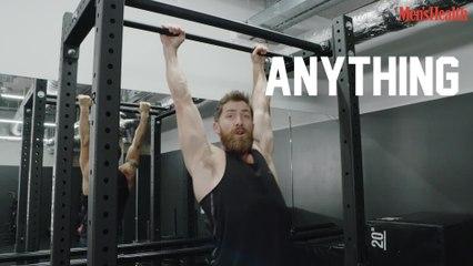 How I Built My Body | Aldo Kane