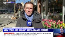 Coronavirus: New York et Los Angeles décident de fermer bars et restaurants