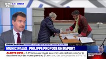 Édouard Philippe a proposé un report des élections municipales au 21 juin