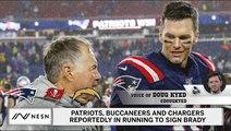 Patriots Salary Cap Effecting Re-Signing Tom Brady