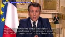 """""""Nous sommes en guerre"""" Emmanuel Macron demande la mobilisation générale pour lutter contre l'épidémie de coronavirus"""