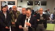 Municipales à Châteaubriant : la réaction d'Alain Hunault, réélu avec 61% des voix