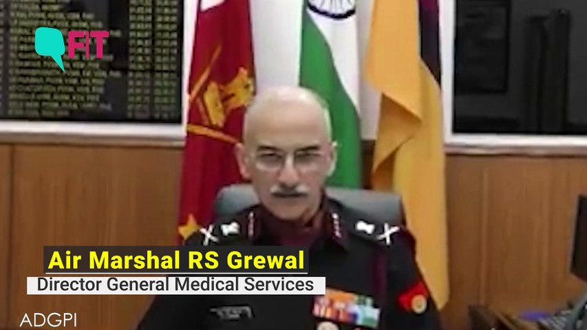 'Avoid Rumours': India's Top Army Medical Officer, Lt Gen RS Grewal, On Coronavirus | The Quint