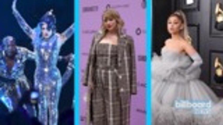 Taylor Swift, Lady Gaga and Ariana Grande Urge Fans to Take Coronavirus Seriously | Billboard News