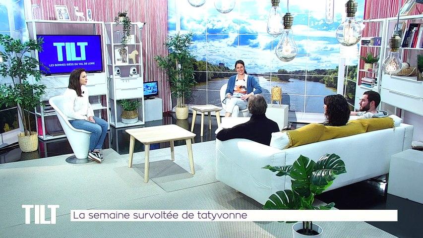 TILT - 16/03/2020 Spécial Séniors - Partie  2 - La semaine survoltée de Tatyvonne
