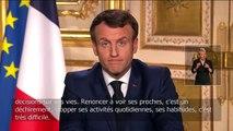 Coronavirus : l'allocution d'Emmanuel Macron du 16 mars 2020