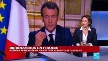 Coronavirus en France : Retour sur les annonces d'Emmanuel Macron