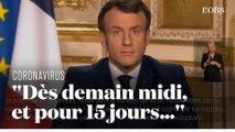 Emmanuel Macron détaille ses mesures face à « la guerre sanitaire » contre le coronavirus