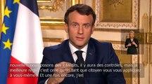 Coronavirus: Macron announces French lockdown to stop spread of COVID-19