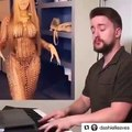 Cardi B Corona Virus Getting Real Piano Remix