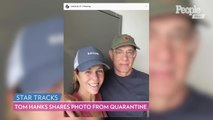 Tom Hanks Shares Photo from Quarantine with Rita Wilson After Coronavirus Diagnosis
