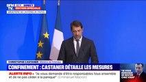 """Christophe Castaner: """"Chaque personne, pour chaque déplacement, devra se munir d'un document attestant le motif de son déplacement"""""""