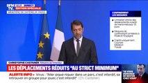 """Christophe Castaner: """"Un consensus existe sur la nécessité de reporter le second tour des élections municipales"""""""
