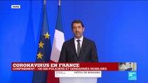 REPLAY - Tout savoir sur les mesures de confinement : Coronavirus en France