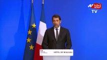 """Christophe Castaner : """"Un dispositif de contrôle sera mis en place par les forces de l'ordre"""""""